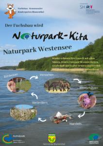 Auszeichnung Naturparkkita Blumenthal @ Gemeindekindergarten Blumenthal